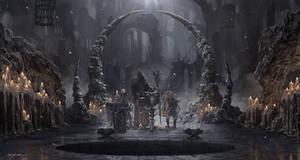 The Dark Sorcerer (Quantic Dream) Cave