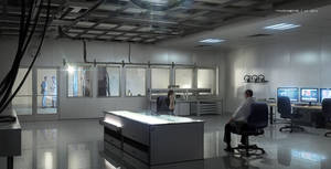 Beyond...Two Souls (Quantic Dream) Lab by djahal