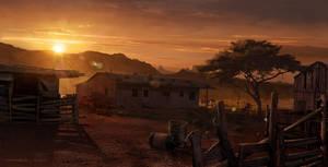 Beyond...Two Souls (Quantic Dream) Navajo 02