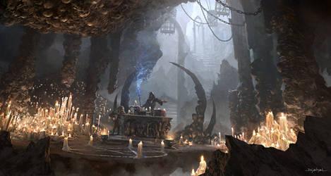 The Dark Sorcerer (Quantic Dream)