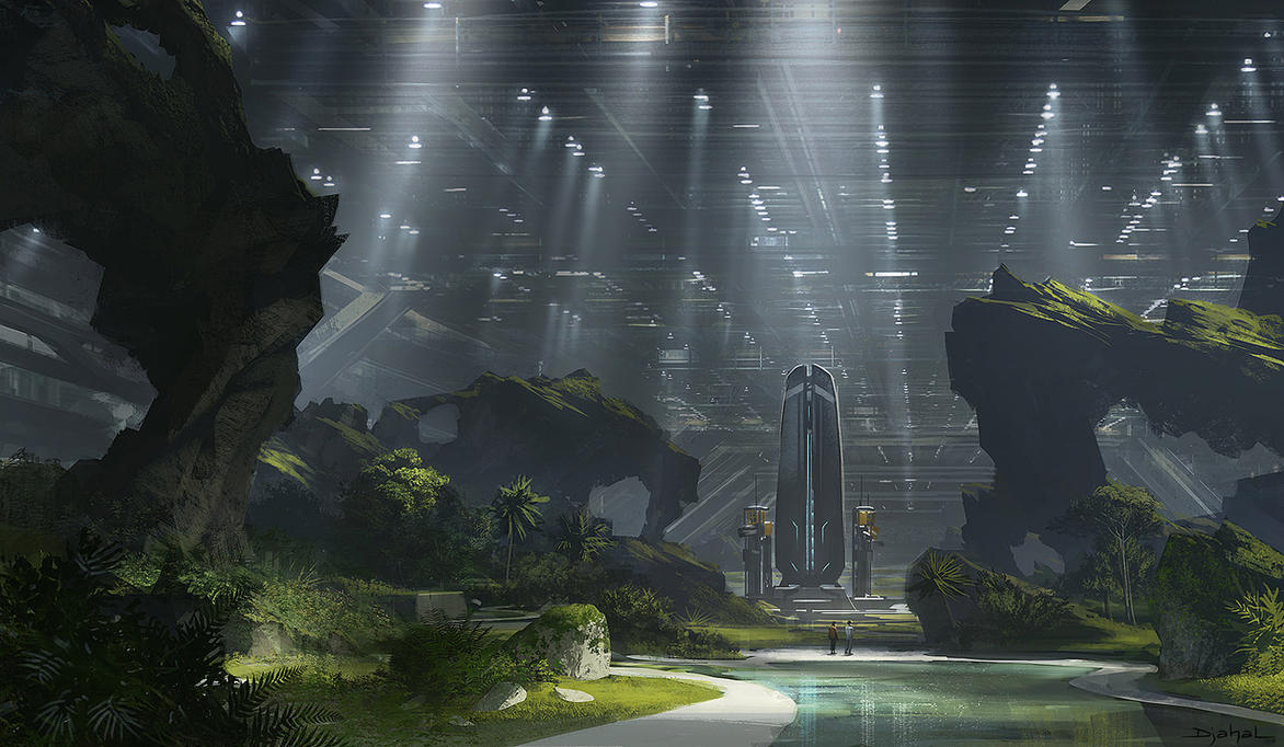 Alien 5 Weyland by djahal