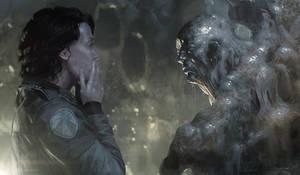 Alien 5 Melting