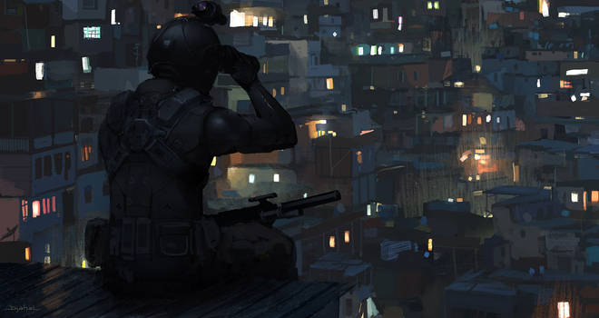 Lima-binoculars
