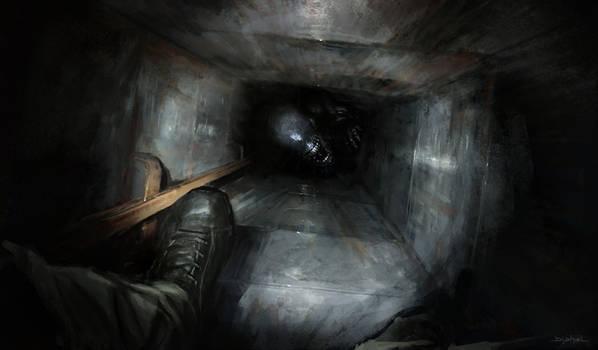 2015   Concept art   Alien 5   Neill Blomkamp