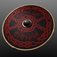 Viking Shield by ElCasiegno