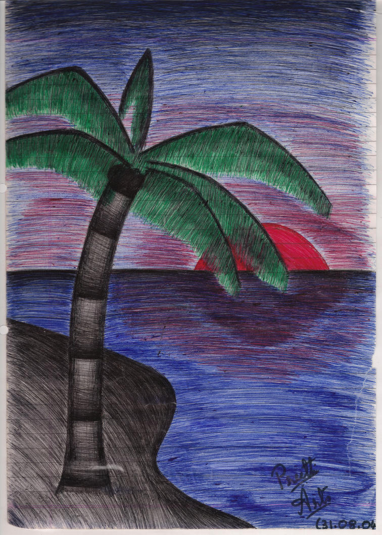 A Simple Scenery.. By Preethi524 On DeviantArt