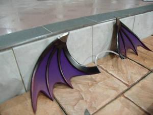Darkstalker Morrigan Wings 2