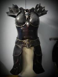 W.O.W Female Death Knight Armor 1