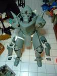 Alphonse Elric Armor 1