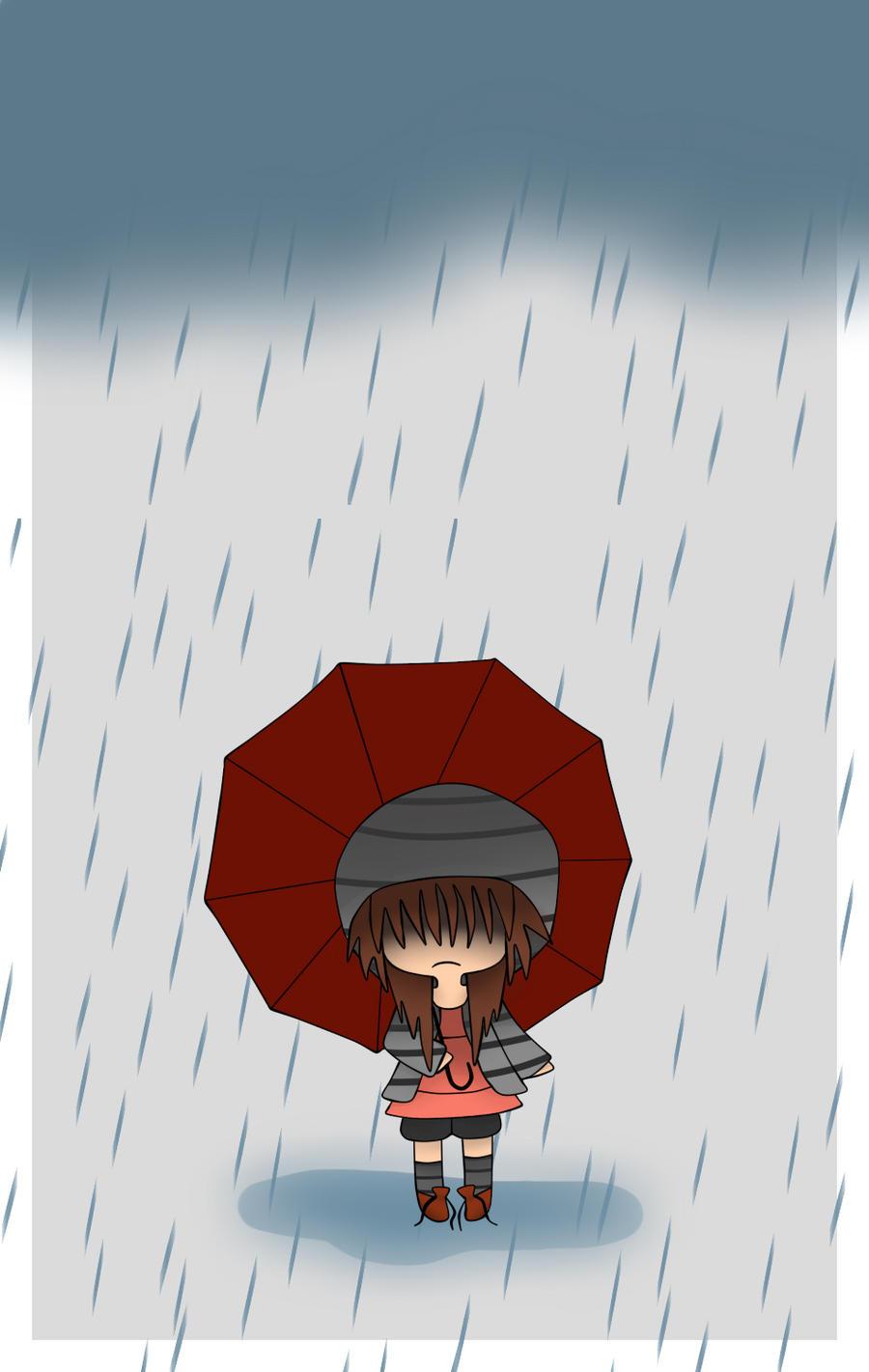 Pleasures remain one rainy day