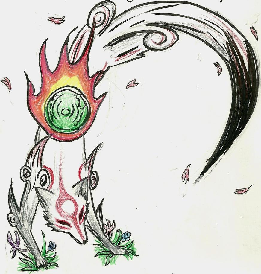 Amaterasu by K8extreme