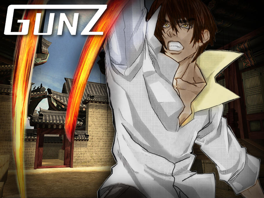 N Anime Character : Gunz anime character by violentdn on deviantart