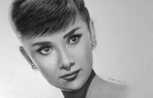 Audrey by Joanna-Vu
