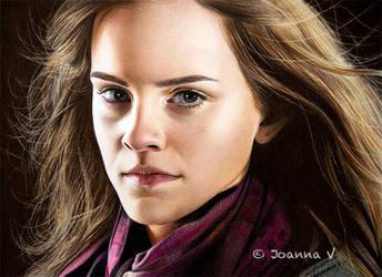 Emma Watson by Joanna-Vu