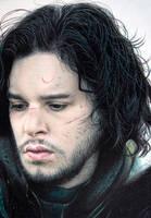 Jon Snow by Joanna-Vu