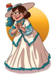 A Wicked Little Girl