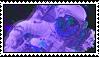 Astronaut rain by CelestialBeauties