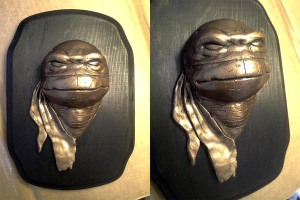 TMNT bronze by Ninja-Turtles
