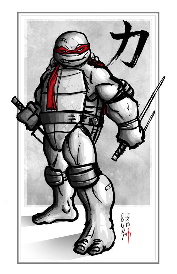 Strength by Ninja-Turtles