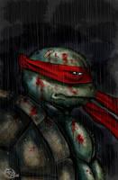 Savage Rain by Ninja-Turtles