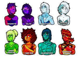 A Group of Gems
