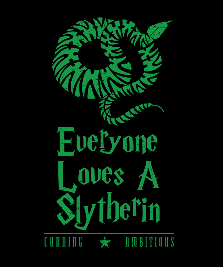 Slytherin Wallpaper: Everyone Loves A Slytherin By Machmigo On DeviantArt