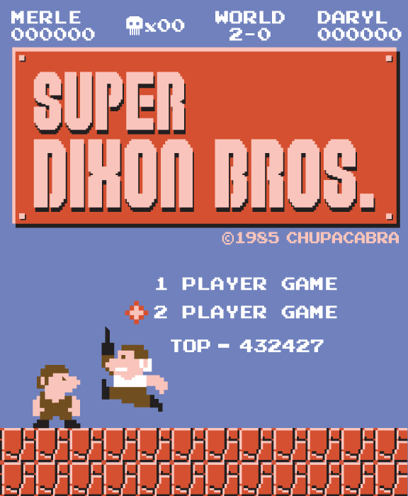Super Dixon Bros. by machmigo