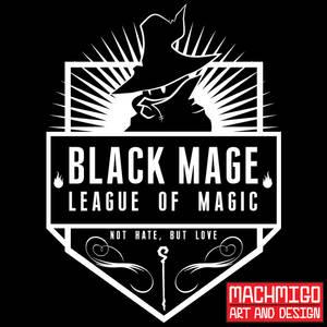 League of Magic: Black Mage