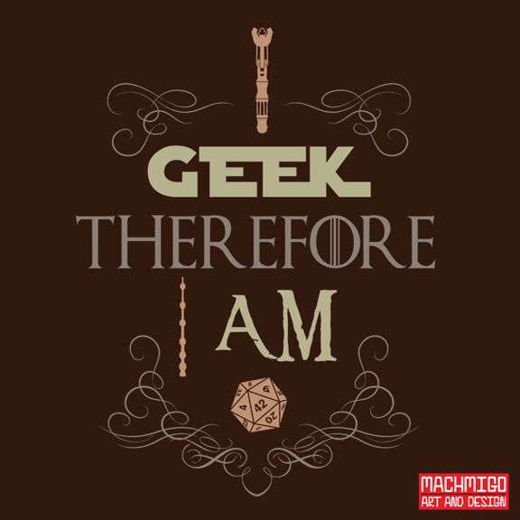I Geek
