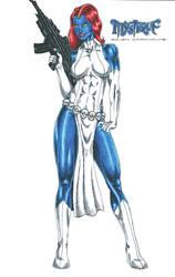 Mystique - Raven Darkholme