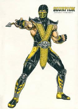 Scorpion - Hanzo Hasashi