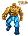 Thing - Ben Grimm by kiborgalexic