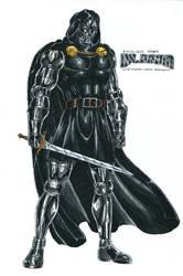 Doctor Doom - Excalibur power