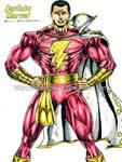 Captain Marvel by kiborgalexic