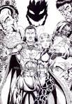 Doctor Strange inked