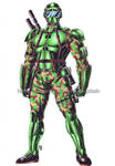 Master Sergeant-commission