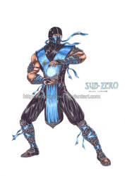 Sub-Zero by kiborgalexic