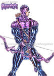 Hawkeye by kiborgalexic