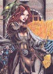 Triss Merigold by kiborgalexic