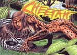 Cheetah by kiborgalexic