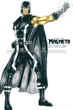 Magneto (Marvel Now)
