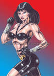 Wonder Woman 1993 by kiborgalexic