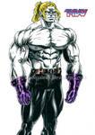 T-ray by kiborgalexic