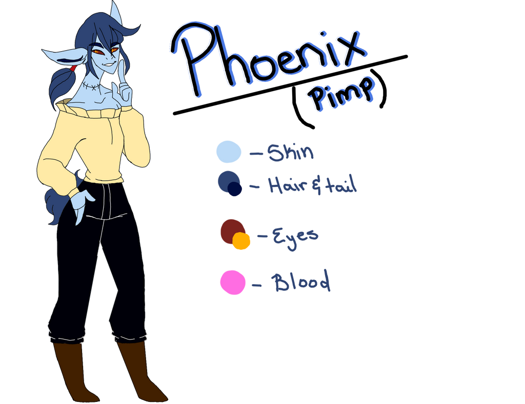 Pimp's ref by Illiterate-Swine