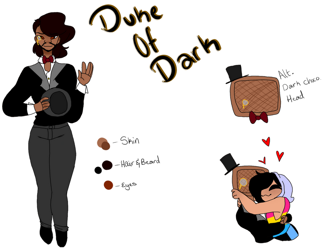 Duke ref by Illiterate-Swine