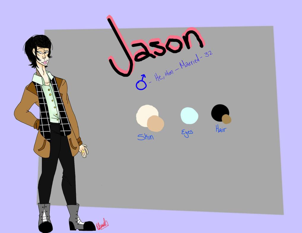Jason (ref. sheet) by Illiterate-Swine