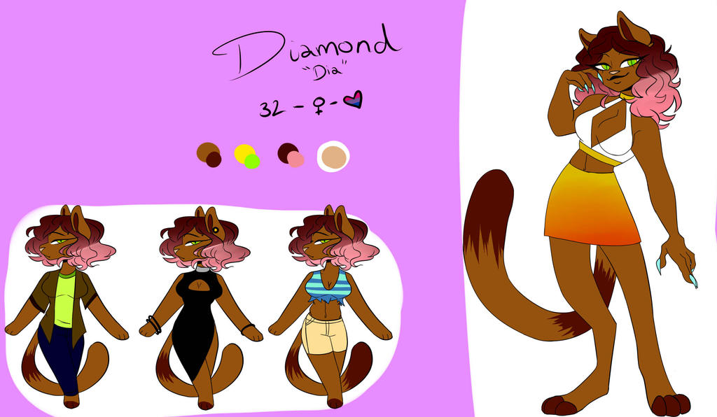 Diamond by Illiterate-Swine