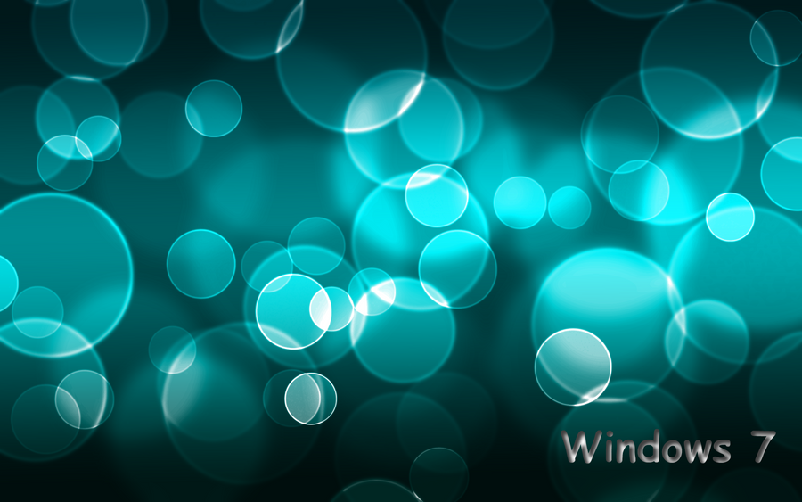 win7 light blue bubbles by rafalmania on DeviantArt