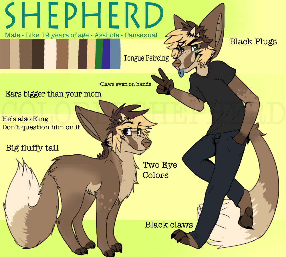 Shepherd Ref by ColoredShepherd