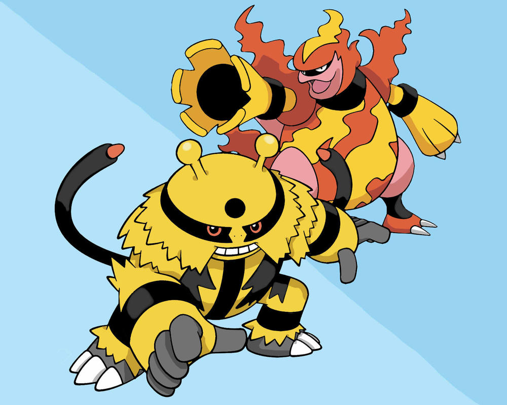 Electivire Images | Pokemon Images